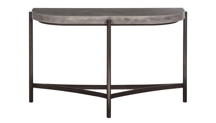 """Lyon"" Concrete Console Table"