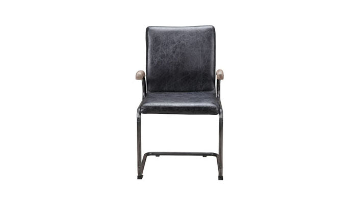 """Perth"" Leather Arm Chair"