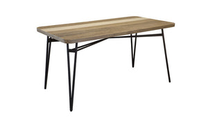 """Noir Havana"" Dining Table"