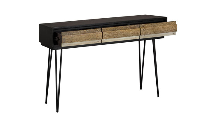 """Noir Havana"" Console Table"