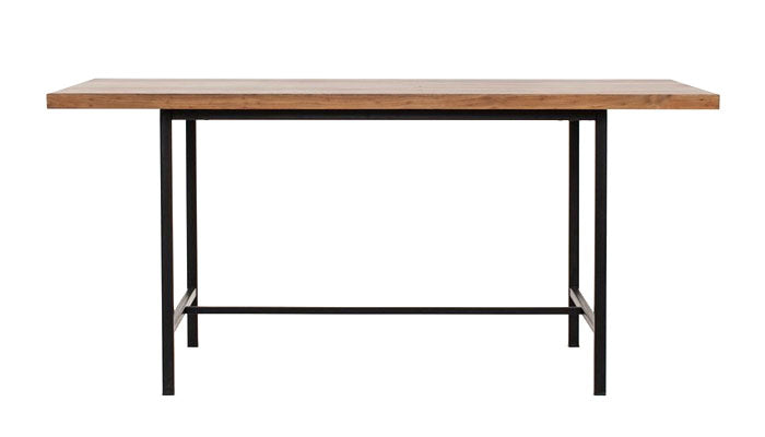 """Kendall"" Dining Table in Black"