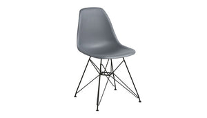 """Rostock"" Chair in Grey"