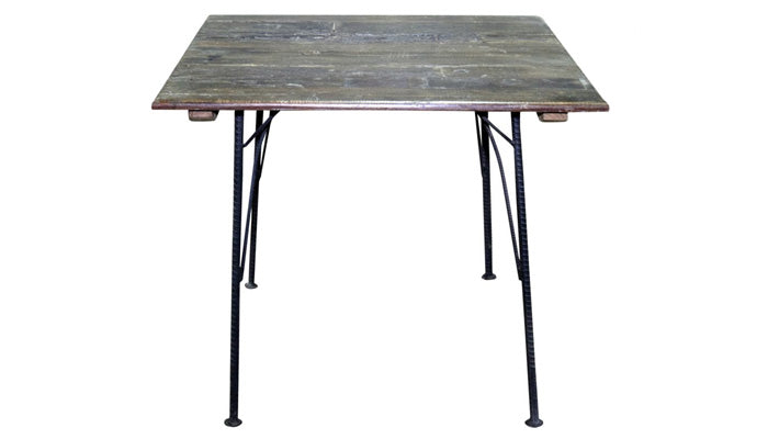 """Saria"" Square Cafe Table"