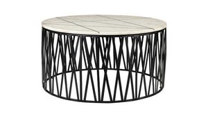 """Calcutta"" Coffee Table"