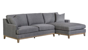 """Grant"" Sofa w/ Right Chaise"