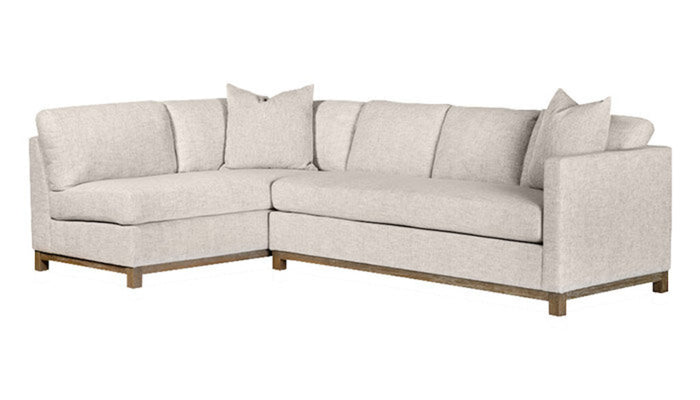 """Clayton"" Sectional (Left)"