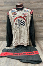 Load image into Gallery viewer, *78 Nascar SIMPSON SFI 3-2A/5 Race Used Racing Fire Suit C42/W30/L28