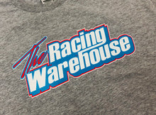 Load image into Gallery viewer, The Racing Warehouse Original Logo T-Shirt Size Large