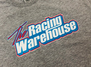 The Racing Warehouse Original Logo T-Shirt Size Large
