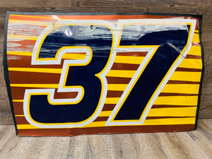 #37 Ryan Preece 2020 Bush's Beans Door Panel