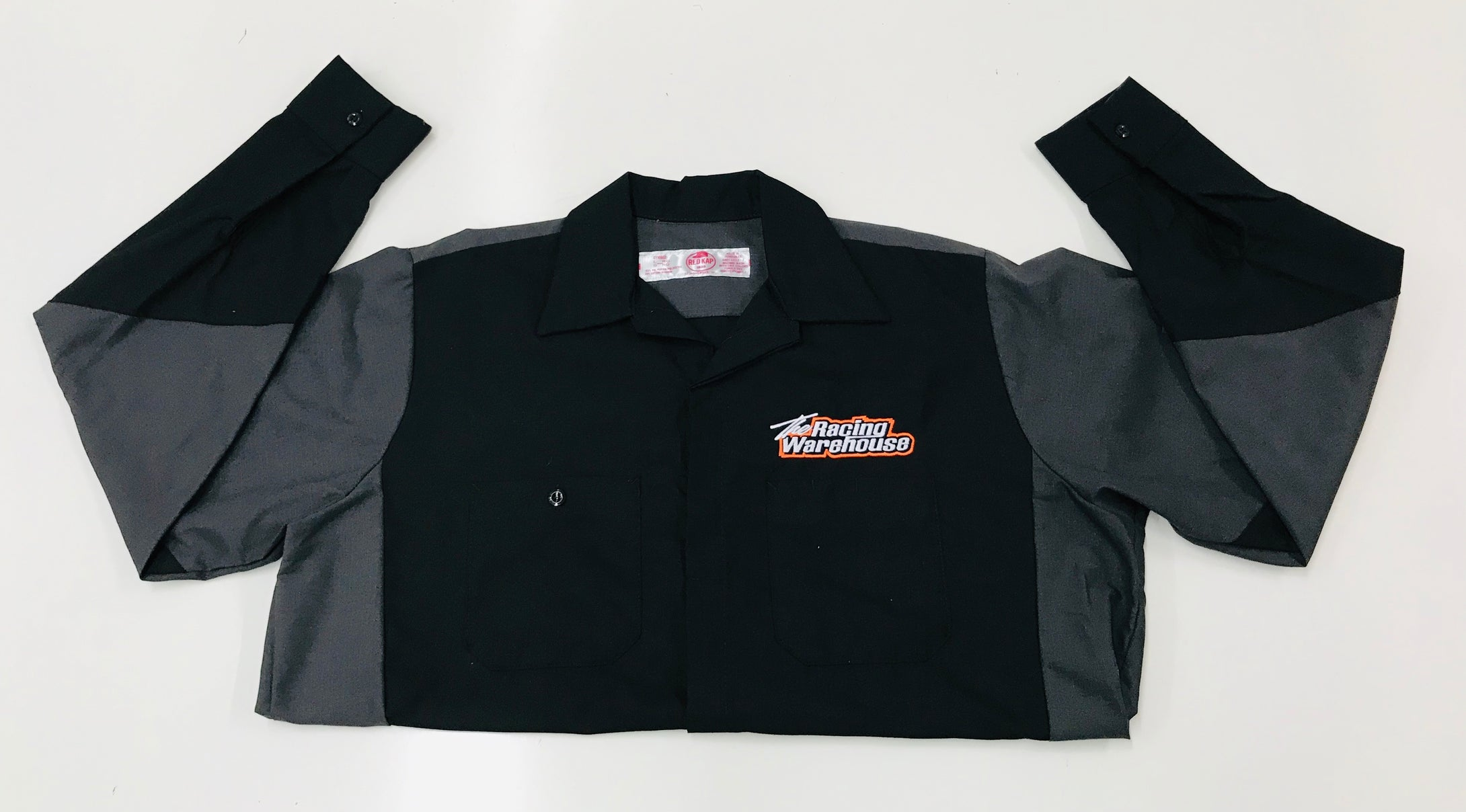 The Racing Warehouse Shop Shirt Long Sleeve