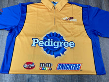 Load image into Gallery viewer, Kyle Busch Joe Gibbs Racing Team Issued Pedigree Crew Shirt Large
