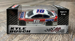 #18 Kyle Busch 2019 Snickers Darlington 1:64 Limited Edition Diecast