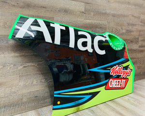 #99 Carl Edwards Aflac Quarter Panel Roush Fenway Racing