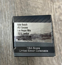 Load image into Gallery viewer, #51 Kyle Busch Las Vegas Win 1:64 Diecast