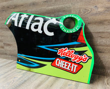 Load image into Gallery viewer, #99 Carl Edwards Aflac Quarter Panel Roush Fenway Racing