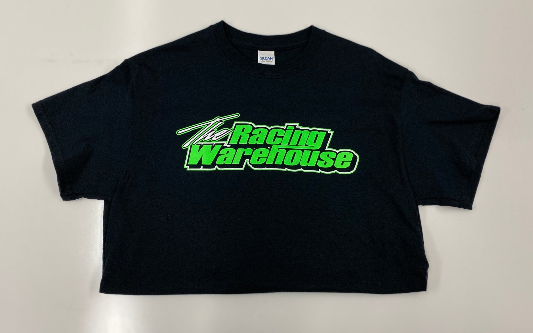 The Racing Warehouse T-shirt Original Logo