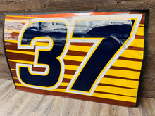 Load image into Gallery viewer, #37 Ryan Preece 2020 Bush's Beans Door Panel