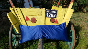 Pillow BANSKO / Blue - Cherdje