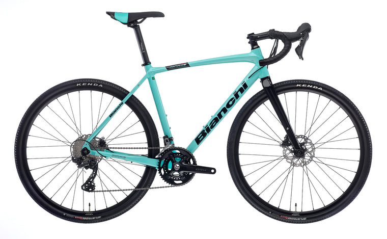 BIANCHI IMPULSO ALLROAD - GRX 600 11SP HYDRO DISC, 35MM TYRE, FLARE DROP BAR 2020