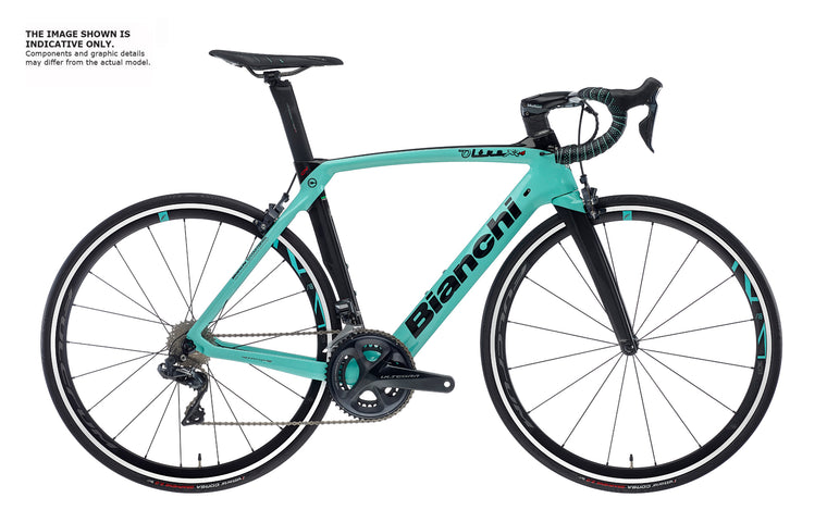 BIANCHI OLTRE XR4 CV - SUPER RECORD 12SP 50/34 FULCRUM RACING ZERO 2020