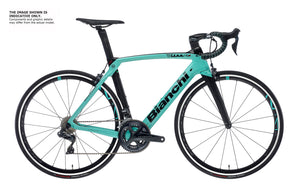 BIANCHI OLTRE XR4 CV - SUPER RECORD EPS 12SP 52/36 FULCRUM RACING ZERO 2020