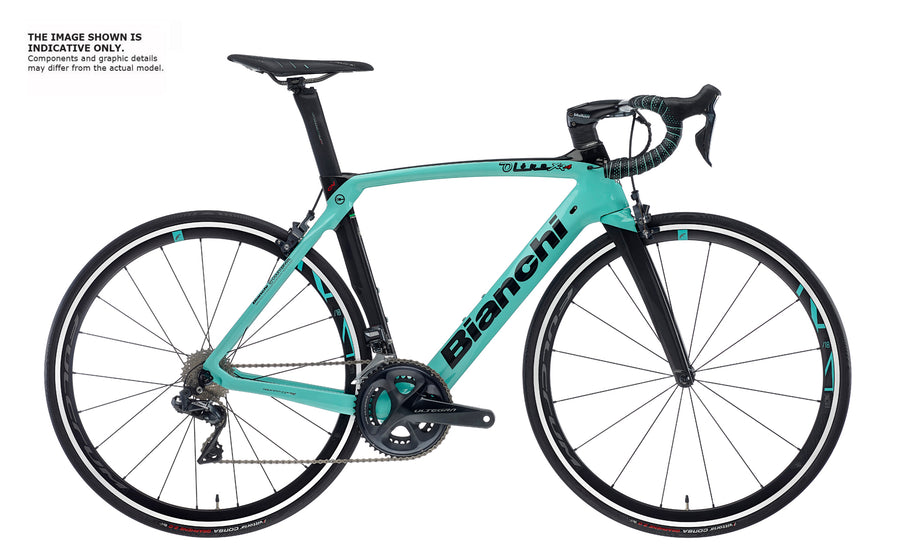 BIANCHI OLTRE XR4 CV - DURA ACE 11SP #2 50/34 FULCRUM RACING 418 2020