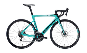 BIANCHI ARIA DISC - 105 11SP, 52/36 FULCRUM RACING 618 DB DISC 2020