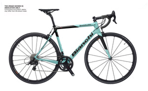 BIANCHI SPECIALISSIMA CV - SUPER RECORD EPS 12SP 52/36, DT SWISS PR 1400 DICUT 21 OXiC 2020