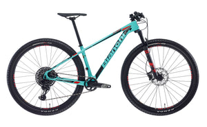 BIANCHI NITRON 9,1 - GX EAGLE 1X12 FOX 32 SC PERFORMANCE 2020