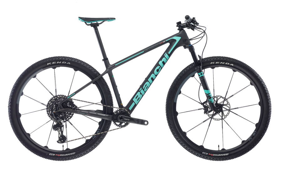 BIANCHI METHANOL CV RS 9,3 - X01 EAGLE 1X12 SP FOX 32 SC PERFORMANCE - COBALT1 2020