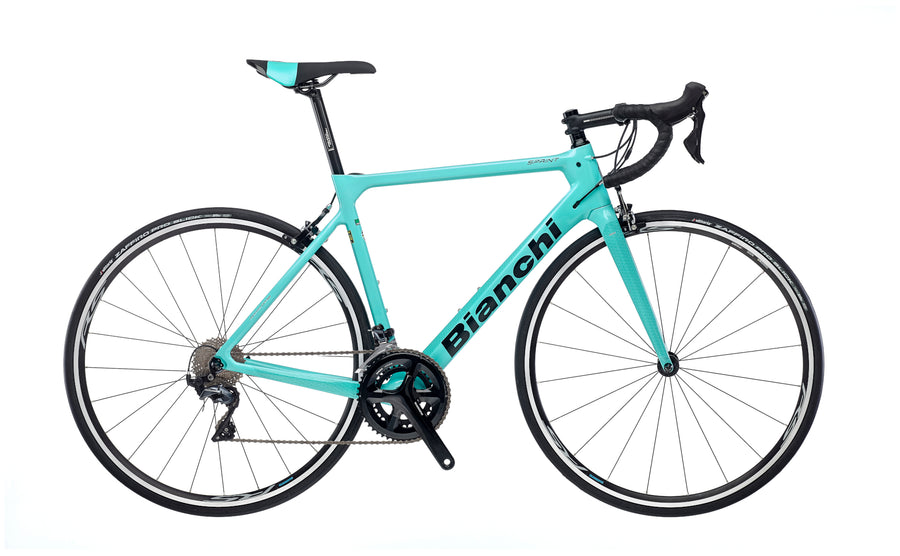 BIANCHI SPRINT - ULTEGRA 11SP 50/34 SHIMANO WH-RS100 2020