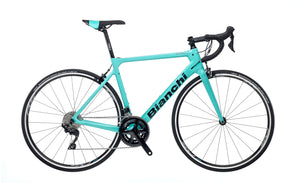 BIANCHI SPRINT - 105 11SP 50/34 SHIMANO WH-RS100 2020