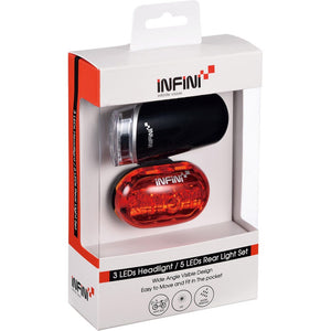 Infini Super Bright Light set