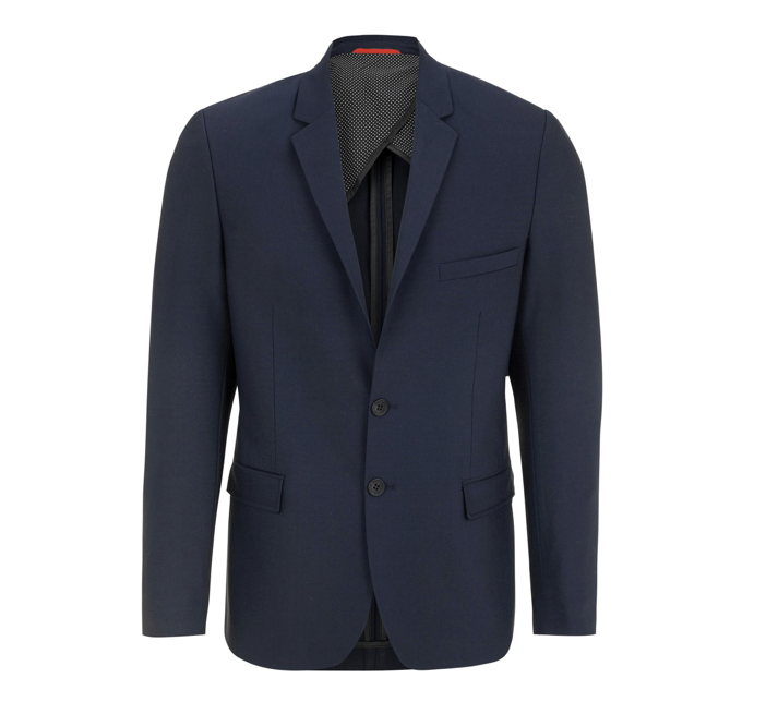 Navy Stretch Performance Blazer