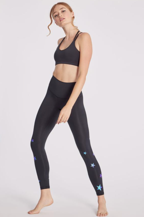 Star Hologram Leggings