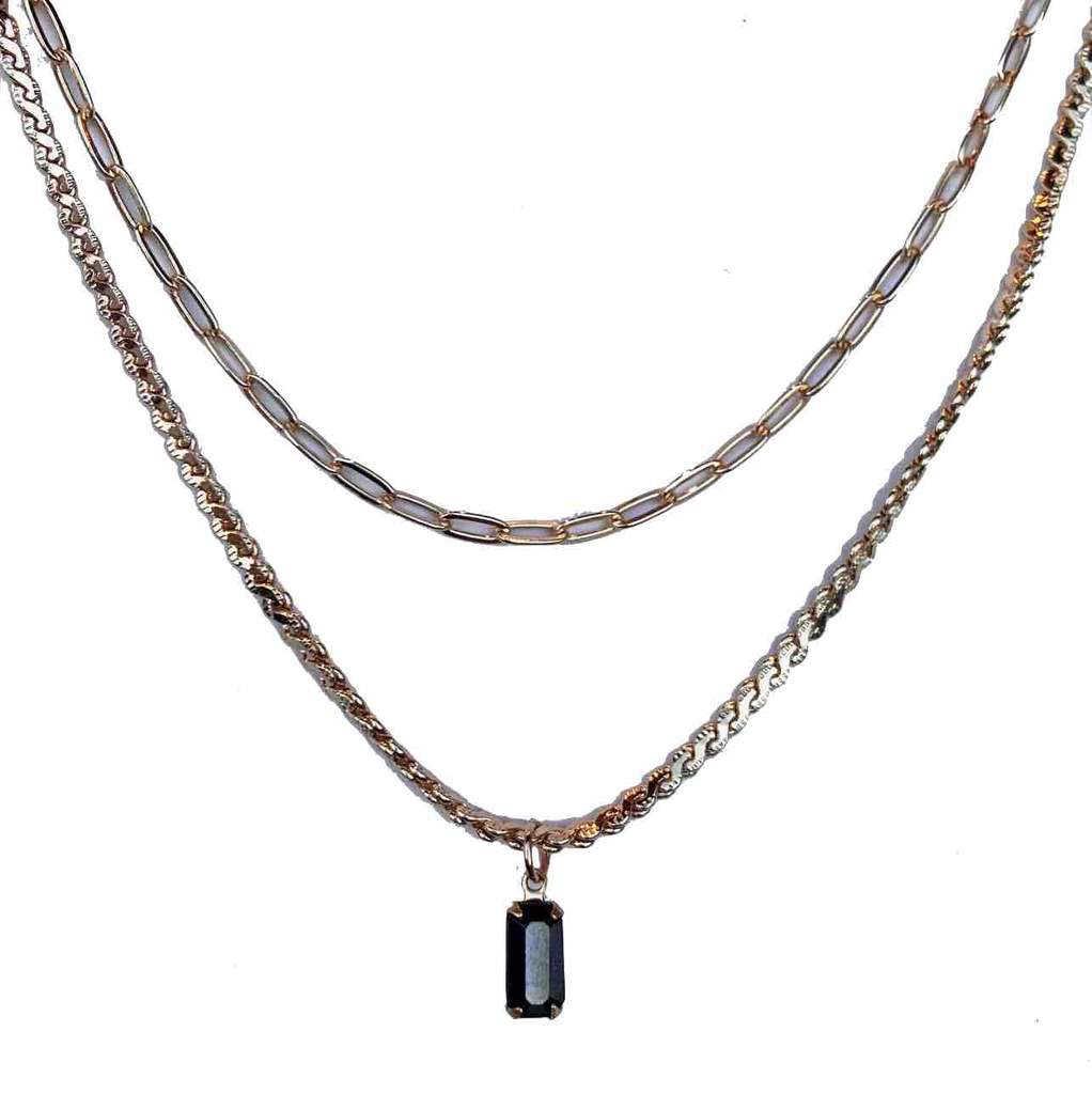 Nova Layered Necklace