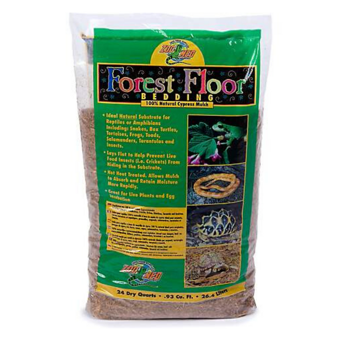 Forest Floor - Cypress Mulch