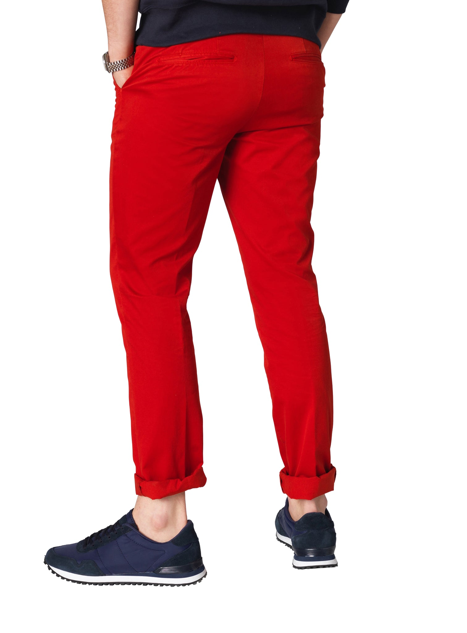 Chilli Red 30 Year Chinos