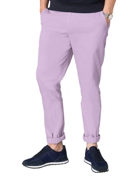 Iggy Purple Pop Chinos