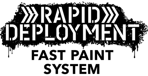 Warlord Games Rapid Deployment Fast Paint System logo
