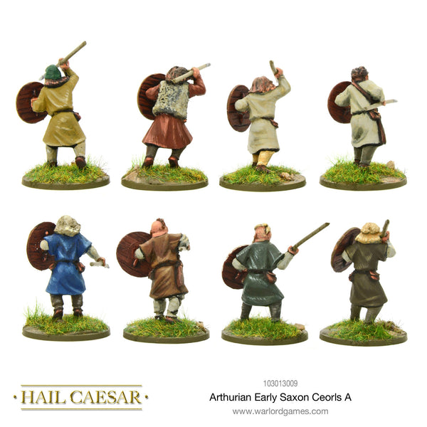 Arthurian Early Saxon Ceorls A