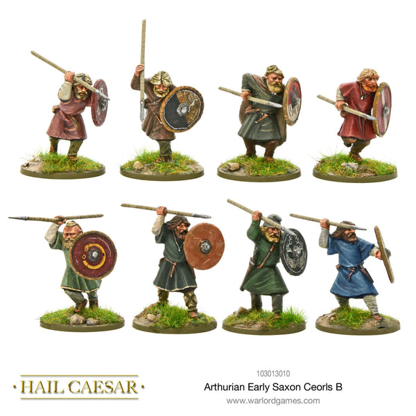 Arthurian Early Saxon Ceorls B