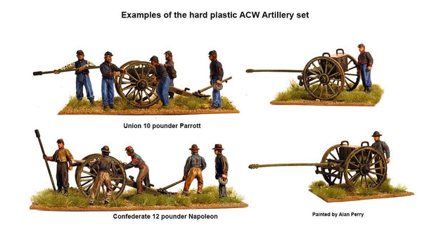 American Civil War Artillery 1861-65
