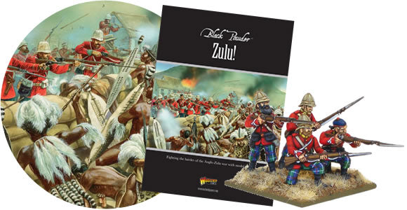 Anglo-Zulu War 28mm