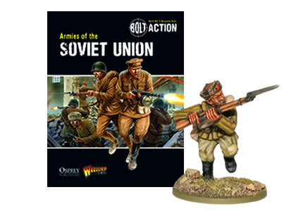 Bolt Action Soviet Union