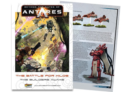 The Battle for Xilos – Gates of Antares