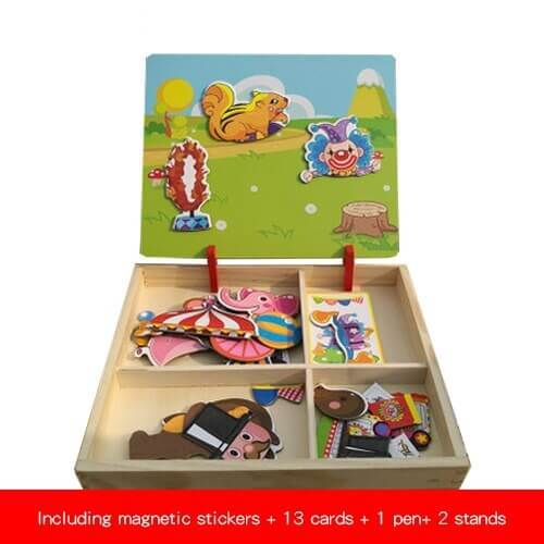 Magic Magnetic PuzBox - Gurney Shop