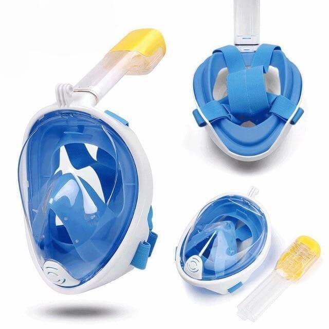 Explorer Snorkel Mask - Gurney Shop