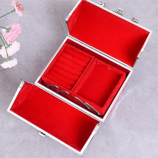 Luxury Travel Jewelry Box
